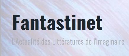 Site d'actualité des littératures de l'imaginaire