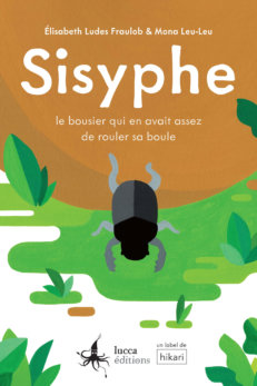 Couverture de Sisyphe le bousier, album 4 ans