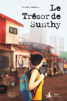 Couverture Le Trésor de Sunthy