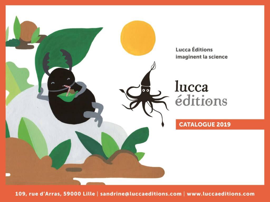 Catalogue Lucca Éditions 2018